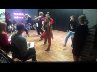 Анна Почебут и Анна Лошакова | Hip-Hop 2