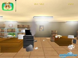 Геймплей игры Как достать босса 2