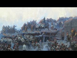 Панорама защиты Севастополя