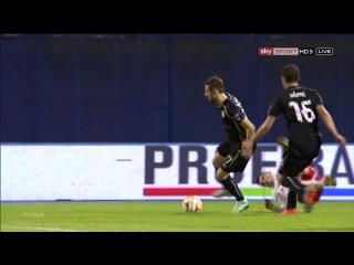 321 EL-2014/2015 Dinamo Zagreb - RB Salzburg 1:5 (06.11.2014) 1H