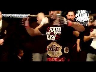(Kaio pitbull BR)-Jon Jones vs Daniel cormier Highlights