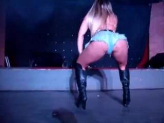 Mulher Melão - Dançando 03