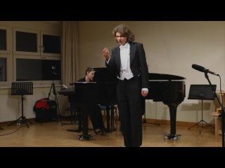 Alexey Kovalenko (Le Nozze di Figaro ; Non più andrai, farfallone amoroso)