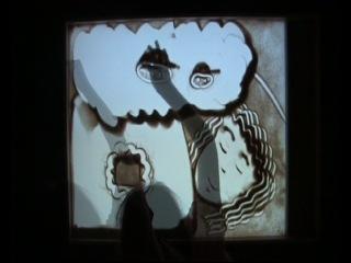 Сон Ева Райхман студия песочной анимации Волшебник Украина. г.Днепропетровск