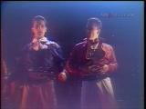 Кар-Мэн(Богдан Титомир и Сергей Лемох)-Париж.(Эстрадный вернисаж 1991)