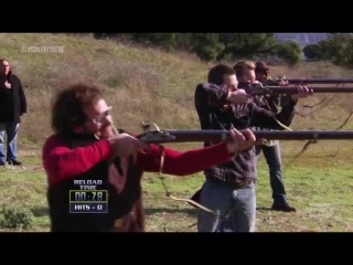 Непобедимый воин / Deadliest Warrior S03E01 Джордж Вашингтон против Наполеона Бонапарта