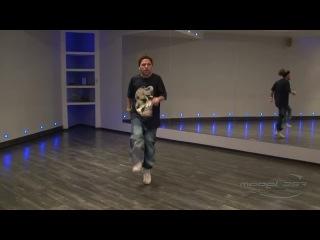 Видео уроки по хип-хопу - Саша Алехин 1