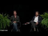 Between Two Ferns with Zach Galifianakis - Brad Pitt