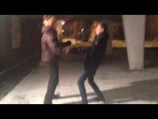 Танец борат. Кемь.