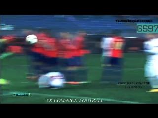 Totti free kick | vk.com/nice_football