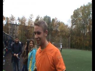речь капитана после матча Стахановцы - Kinky Crew 2:0(1:0)