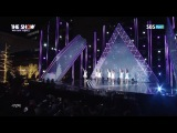 [PERF] 231214 Lovelyz (러블리즈) - WHITE @ SBS MTV THE SHOW Winter Special