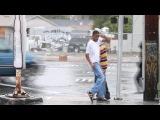 TURF FEINZ RIP RichD Dancing in the Rain Oakland Street _ YAK FILMS - YouTube