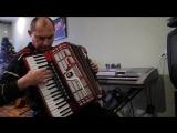 тест аккордеона фирмы WELTMESTER 70x GDR