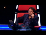 Mitchell Brunings - Redemption Song - The Voice Of Holland 2013 - Bob Marley