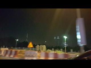 кусочек обычного Дубая без прикрас..просто вечер понедельника. как оно в обычной жизни