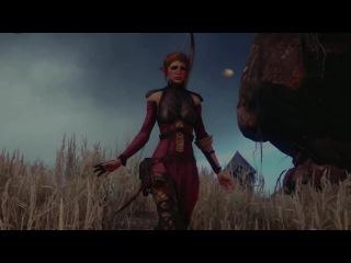 Железный Бык, Сера, Дориан и сам Инквизитор в персонажном трейлере Dragon Age: Inquisition