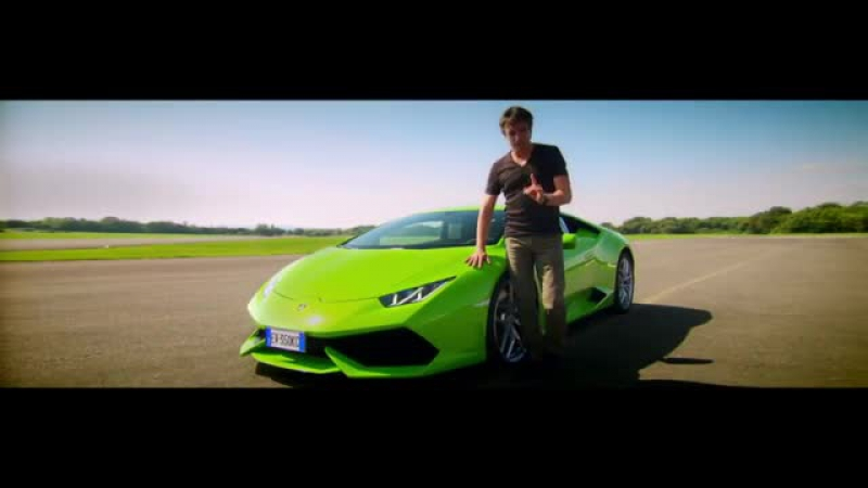 Top Gear 22 сезон 1 серия - Санкт-Петербург [Jetvis Studio RG.Paravozik]
