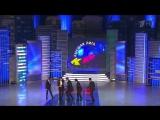 КВН Сборная РУДН - 2014 Высшая лига Первая 1-2 Приветствие