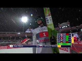 Kraft stuns world-class field | fis ski jumping highlights