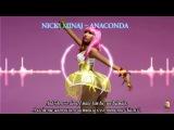 Nicki Minaj – Anaconda (subtitles)