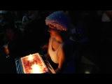 Мэрилин Монро и ритуал задувания свечей на именинном тортике
