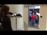 Виртуальный гардероб от Toshiba