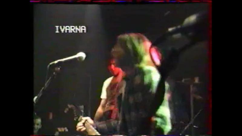 Nirvana - Tad Fahrenheit Concerts - 1 dec 1989