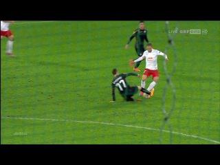 319 EL-2014/2015 RB Salzburg - Dinamo Zagreb 4:2 (23.10.2014) 1H
