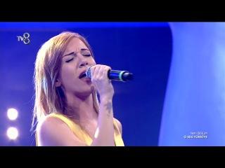 O Ses Türkiye 1 bölüm 4 sezon 2014 | Tv8
