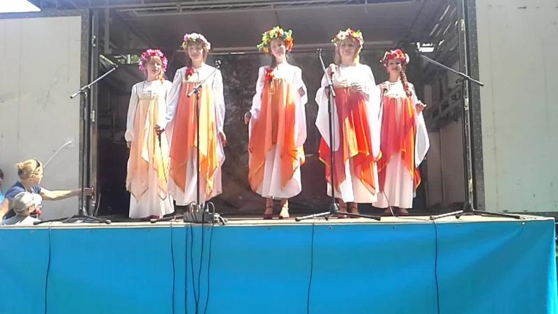 Красна девица (Бажовский фестиваль народного творчества, 2014)