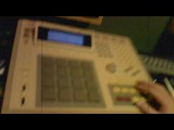 Echonomist Late night studio session w my mpc3k