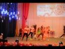Фитнес-фестиваль. Танец из м/ф Шрек, команда Серпантин