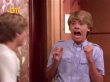 Всё тип-топ, или Жизнь на борту  The Suite Life on Deck (2-й сезон, 28-я серия) (2009-2010) (комедия, семейный)