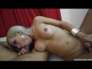 Hot Blond Sucking and Fucking