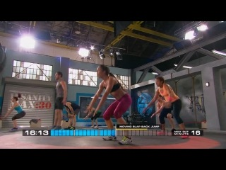 INSANITY MAX: 30 ~ Max Out Cardio