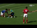 WORLD RUGBY 7's 2014-15 WELLINGTON - GAME 13 - ARGENTINA vs. SAMOA