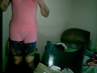 Crossdresser KarinneBaby's First Dressed video