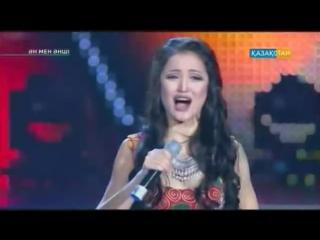 Молдир Ауелбекова - Домбыра туралы толғау [Ән мен әнші 2015]