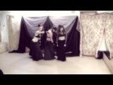 Lizard, Karhu & Belka at Dark Cabaret tribal Party
