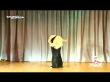 الراقصة الروسية سوميا ترقص على اغنية عراقية في لبنان