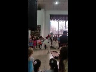 танцы Олофа