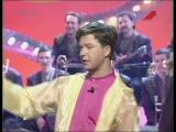 Угадай мелодию (ОРТ, 1999) Карина Адамова, Александр Бескурников, Юлия Яковлева