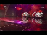 INFINITE & EXO - Dance Battle @ 2014 KBS Gayo Dachukje 141226