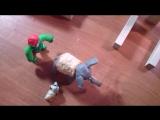 Любительский мультфильм «Слон и Моська»