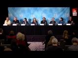 Пресс-конференция: Большие Глаза (2014)