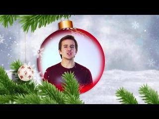 Новогоднее ID программ Студии телевидения Ярославльтелесеть