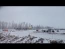 Гонки в Азнакаево 2 день 4 заезд