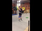 Толчок 190 кг в клубе ARMA S.M.C.| CrossFit & Fight Club