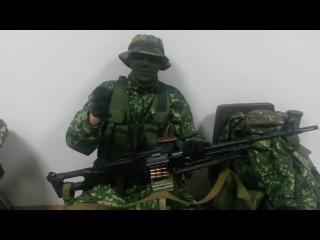 Герой Освободительной Армии Новороссии, унизил вафлёров братьев Кличко и Яценюка.